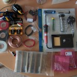 All the components required